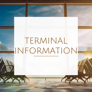 Cardiff Airport Terminal Information
