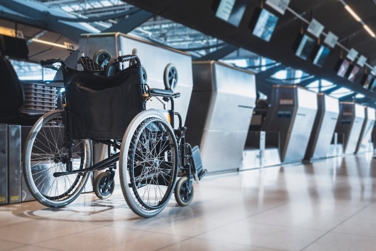 Tips for Disabled Air Passengers