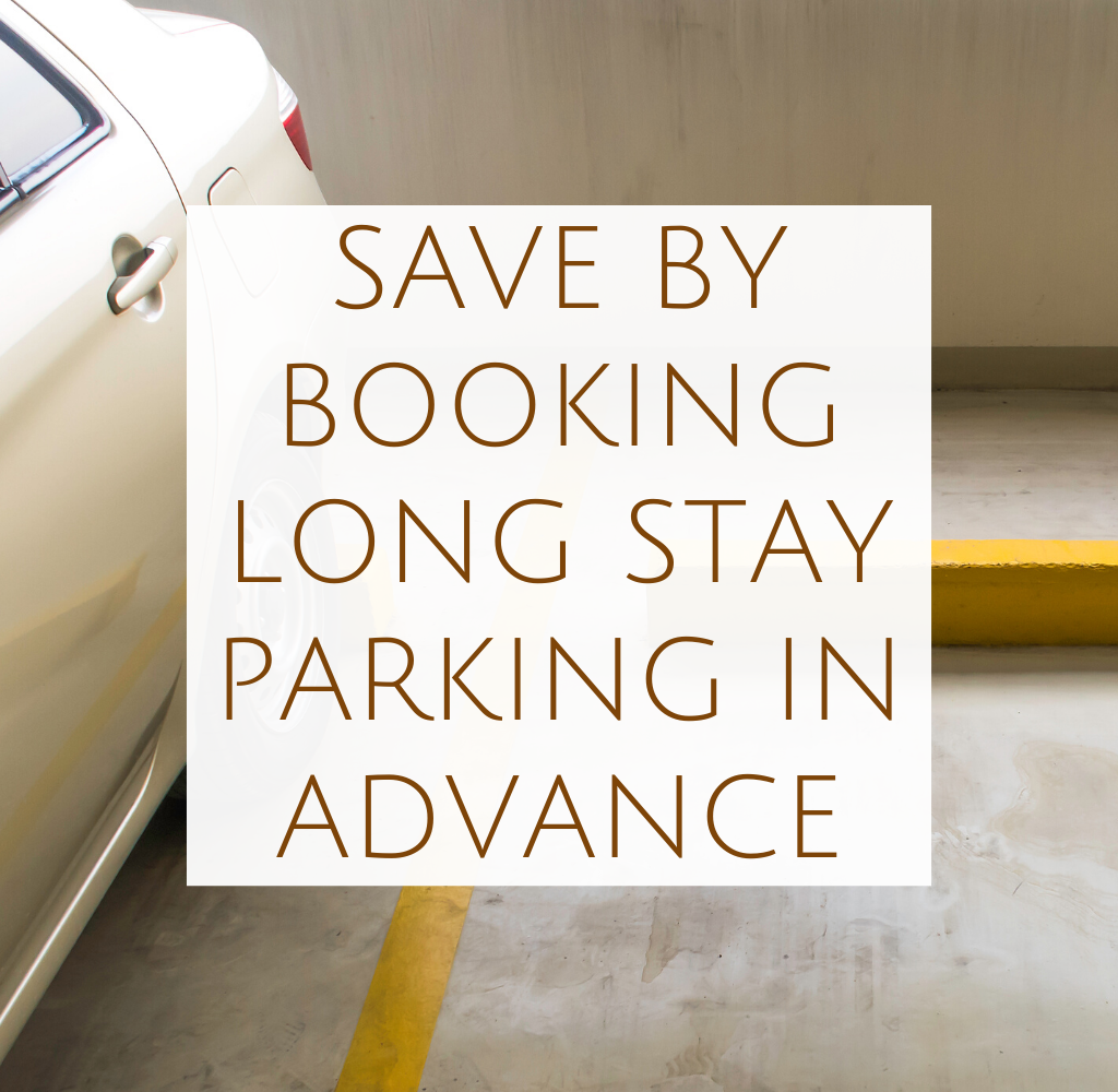 Book long stay parking for Cardiff Airport